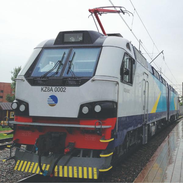 Locomotive KZ8A