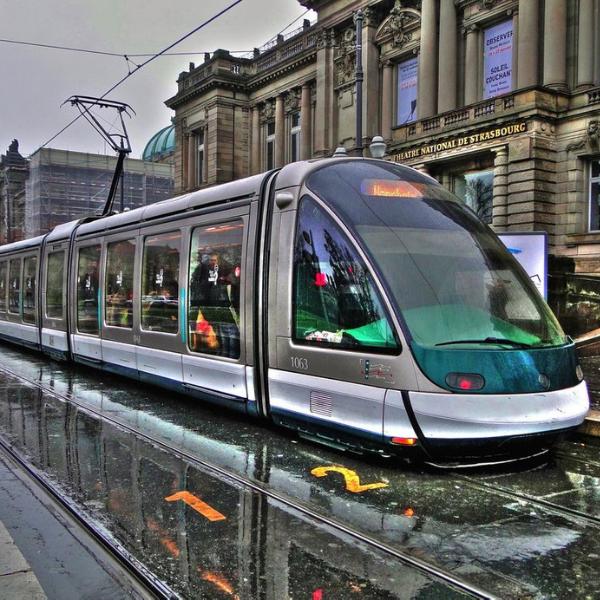 Strasburg Tram