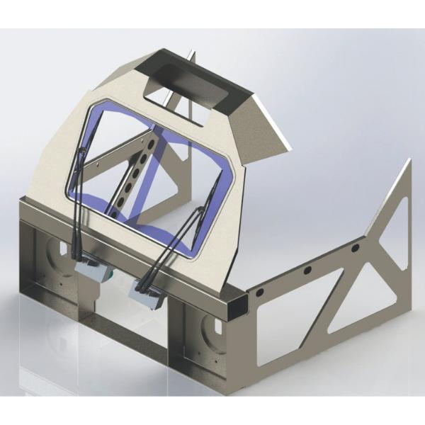 Dual Pantograph Wiper System